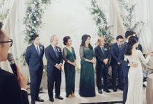 Wedding of Pras & Clarisse by MC Samuel Halim
