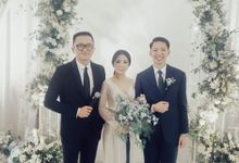 Wedding of Pras & Clarisse by MC Samuel Halim