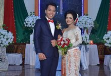 Mr. Jeff Panggabean & Mrs. Yenni by Ventlee Groom Centre