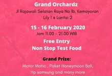 Orchardz Wedding Festival by Orchardz Hotel Industri