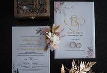 Billy & Steffi Wedding by PRIDE Organizer