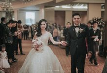 Dion & Devina - Reception by Phantasia Organizer