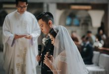 Dion & Devina - Holy Matrimony by Phantasia Organizer