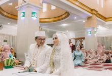 Nada + Kemal by KATA Wedding Planner And Organizer