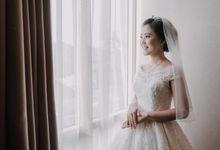 Wedding Of Nael & Wiwid by Elina Wang Bridal