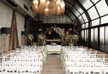 Eric & Norisia Wedding At Bunga Rampai by Fiori.Co