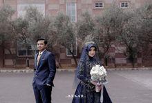 The Wedding of Syukur & Farah by SIMPLY BEST TAILOR