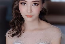 Michael & Devina Wedding Day by XAVIER Makeup