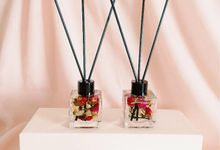 Reed Diffuser by Candle Flicks