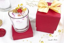 Votive Candle | Packing : Hard Box by Candle Flicks