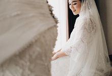 The Wedding of Johan & Gloria by IKK Wedding Venue