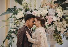 Olhe Dan Ine Wedding Day by Vrimejan Pictures