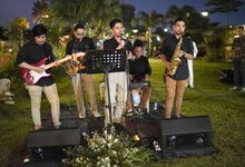 The Wedding of Max & Melisa by HS Music Entertainment