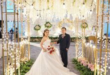 Wedding Of Steven & Wenny by Elina Wang Bridal