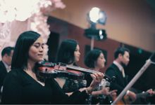 The Wedding Of Sylivi & Hasan by Solala Orchestra Entertainment