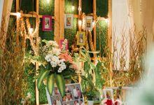 Dekorasi Rustic by Dwikusuma Wedding