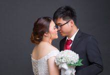 Prewedding Of Ji Yao Jian & Prisilia by Elina Wang Bridal