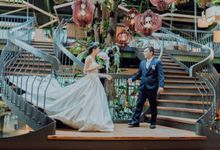 Wedding Of Adi & Astrid by Elina Wang Bridal