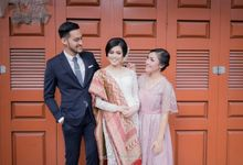 Wedding Day Mr. V by Kaye Brothers Tailor