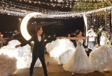 The Wedding Dance Of Sebastian & Diva by 1stdance_jkt