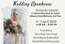 WEDDING OPEN HOUSE by Orchardz Hotel Industri