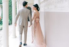 prewedding by Vivi Valencia