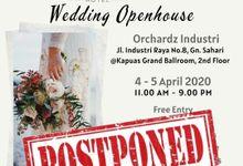 Postponed Untuk Acara Open House by Orchardz Hotel Jayakarta