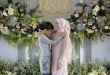 Ita's Engagement by Behind the scene