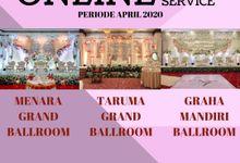Wedding Exhibition by Jevahrei (Menara BTN, Graha Mandiri, UNTAR)