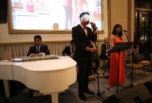 Wedding Of Mario & Jessica by David Entertainment