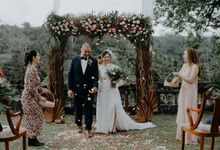 THE WEDDING KATHERINE & ANDY 18 JAN 2020 by Puri Wulandari, A Boutique Resort & Spa