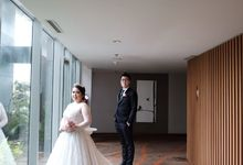 Wedding Of Edgar & Nerissa by Elina Wang Bridal