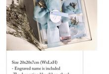 Bridesmaid by Gift box