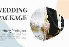 Wedding Package by Kembang Peningset