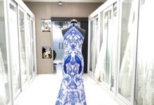 Cheongsam Dress by D BRIDE
