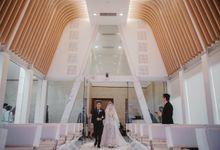 Yeremia & Clarissa Wedding by Miles Wedding Planner