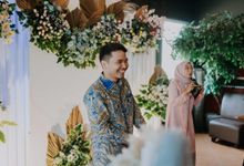 MC Engagement Hesty & Bhustamy by Halo Ika