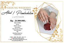 Paket AKAD dan PEMBERKATAN by Sky Wedding Entertainment Enterprise & Organizer