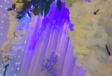Akad Decoration by Bmk Event Planner
