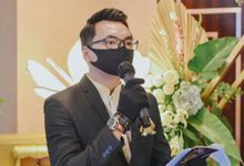The New Normal Wedding Of Winda & Rizal by HENRY BRILLIANTO