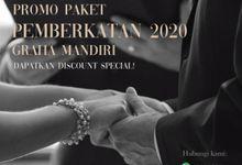 Promo by Jevahrei (Menara BTN, Graha Mandiri, UNTAR)