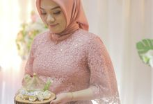 Alin & Dwiki Engagement Party by EYO WEDDING