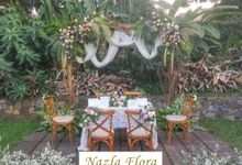 Dekorasi Pernikahan by Nazla Flora Decoration