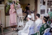 MC Wedding Devi & Aep by Halo Ika