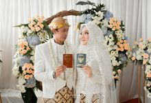 The Wedding of Ragita dan Pempy by Hiasan Hati Wedding Planner & Organizer