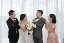 The Wedding of David - Lydia by Blooming Faith