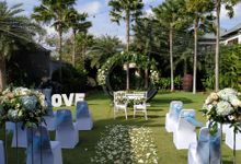 VILLA WEDDING by Geoval Wedding