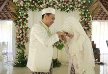 Akad Nikah & Resepsi Mutia Febrry by Alfida Wedding