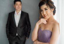 Prewed Of Brandon & Devlyn by Elina Wang Bridal