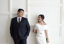 Sangjit - Ceremony Wedding Mike & Dhea by Priceless Wedding Planner & Organizer